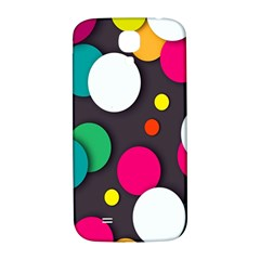 Color Balls Samsung Galaxy S4 I9500/i9505  Hardshell Back Case