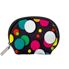 Color Balls Accessory Pouches (Small)