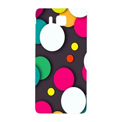Color Balls Samsung Galaxy Alpha Hardshell Back Case