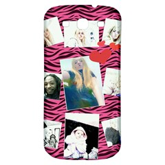 All smiles this Samsung Galaxy S3 S III Classic Hardshell Back Case
