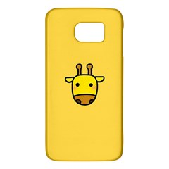 Cute Face Giraffe Galaxy S6