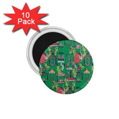 Animal Cage 1.75  Magnets (10 pack)