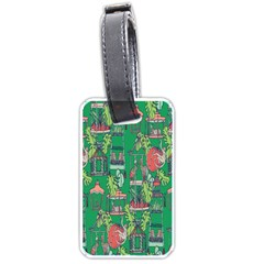 Animal Cage Luggage Tags (One Side)