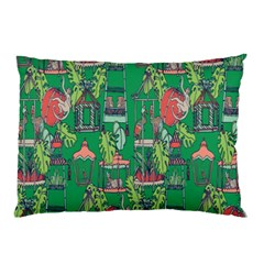 Animal Cage Pillow Case (Two Sides)