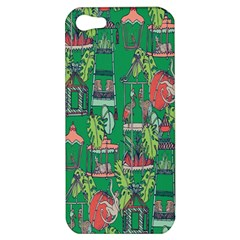 Animal Cage Apple iPhone 5 Hardshell Case