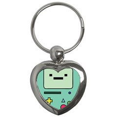 Cute Calculator Key Chains (Heart)