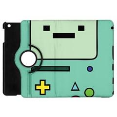 Cute Calculator Apple iPad Mini Flip 360 Case