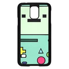 Cute Calculator Samsung Galaxy S5 Case (Black)