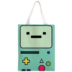 Cute Calculator Classic Light Tote Bag