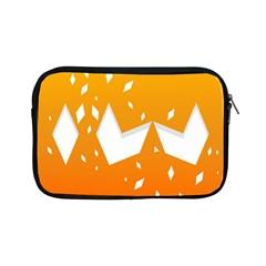 Cute Orange Copy Apple iPad Mini Zipper Cases