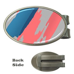 Colorful Money Clips (Oval)