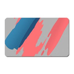 Colorful Magnet (Rectangular)