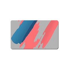 Colorful Magnet (Name Card)
