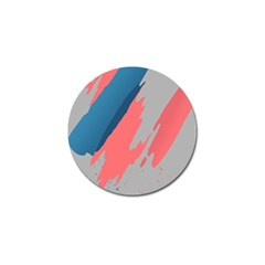 Colorful Golf Ball Marker
