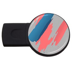 Colorful USB Flash Drive Round (2 GB)
