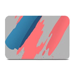 Colorful Plate Mats