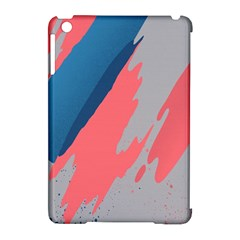 Colorful Apple iPad Mini Hardshell Case (Compatible with Smart Cover)