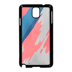 Colorful Samsung Galaxy Note 3 Neo Hardshell Case (Black)