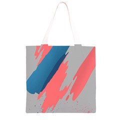 Colorful Grocery Light Tote Bag
