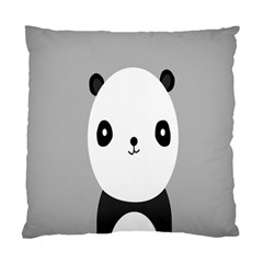 Cute Panda Animals Standard Cushion Case (Two Sides)