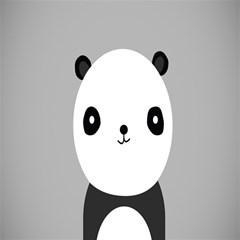 Cute Panda Animals Magic Photo Cubes