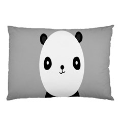 Cute Panda Animals Pillow Case (Two Sides)