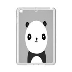 Cute Panda Animals iPad Mini 2 Enamel Coated Cases