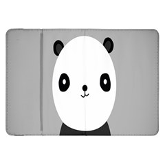 Cute Panda Animals Samsung Galaxy Tab 8.9  P7300 Flip Case