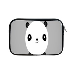 Cute Panda Animals Apple iPad Mini Zipper Cases