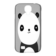 Cute Panda Animals Samsung Galaxy S4 Classic Hardshell Case (PC+Silicone)