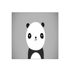 Cute Panda Animals Satin Bandana Scarf