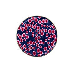 Cute Red Ball Hat Clip Ball Marker (10 pack)