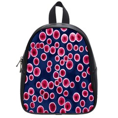 Cute Red Ball School Bags (Small)