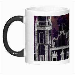 Fantasy Tropical Cityscape Aerial View Morph Mugs
