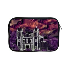 Fantasy Tropical Cityscape Aerial View Apple iPad Mini Zipper Cases
