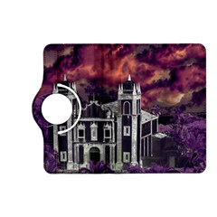 Fantasy Tropical Cityscape Aerial View Kindle Fire HD (2013) Flip 360 Case