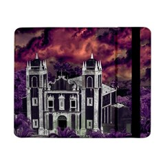 Fantasy Tropical Cityscape Aerial View Samsung Galaxy Tab Pro 8.4  Flip Case