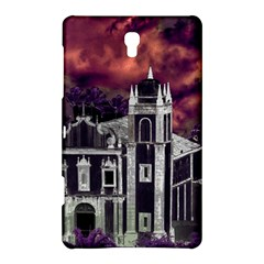 Fantasy Tropical Cityscape Aerial View Samsung Galaxy Tab S (8.4 ) Hardshell Case