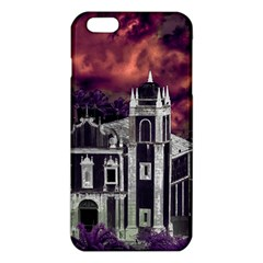 Fantasy Tropical Cityscape Aerial View iPhone 6 Plus/6S Plus TPU Case