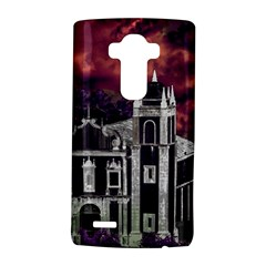 Fantasy Tropical Cityscape Aerial View LG G4 Hardshell Case