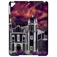 Fantasy Tropical Cityscape Aerial View Apple iPad Pro 9.7   Hardshell Case