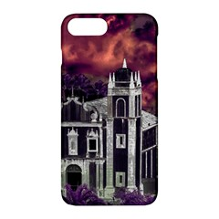 Fantasy Tropical Cityscape Aerial View Apple iPhone 7 Plus Hardshell Case