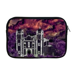 Fantasy Tropical Cityscape Aerial View Apple MacBook Pro 17  Zipper Case