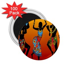 Dancing 2.25  Magnets (100 pack)