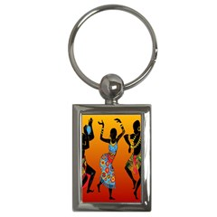 Dancing Key Chains (Rectangle)