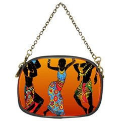 Dancing Chain Purses (Two Sides)