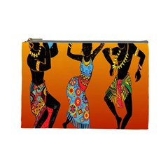 Dancing Cosmetic Bag (Large)