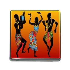 Dancing Memory Card Reader (Square)