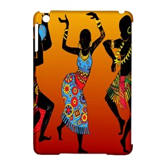 Dancing Apple iPad Mini Hardshell Case (Compatible with Smart Cover)