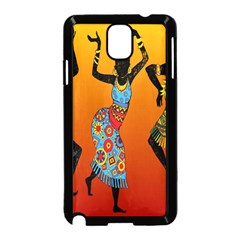 Dancing Samsung Galaxy Note 3 Neo Hardshell Case (Black)